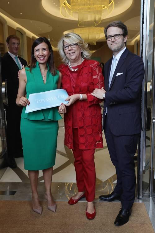 Tiffany, inaugurato a Milano il megastore più grande d'Europa 4