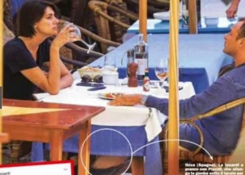 Elisa Isoardi a Ibizia con l'avvocato romano 3
