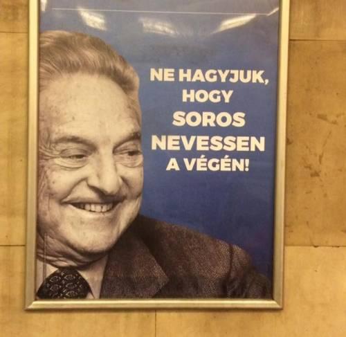 Ungheria, Soros (e le sue Ong) ancora nel mirino