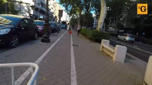 Auto, pedoni e strade dissestate: l'odissea dei ciclisti a Palermo