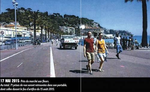Nizza, le foto pubblicate da Paris Match 6