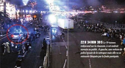 Nizza, le foto pubblicate da Paris Match 3