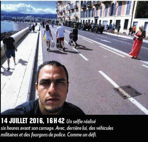 Nizza, le foto pubblicate da Paris Match 11