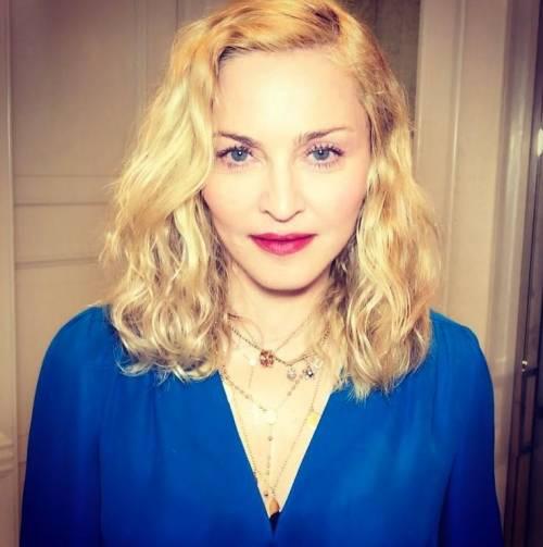 Madonna e Sharon Stone: sexy dive a confronto 2