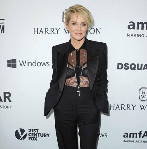 Madonna e Sharon Stone: sexy dive a confronto 20