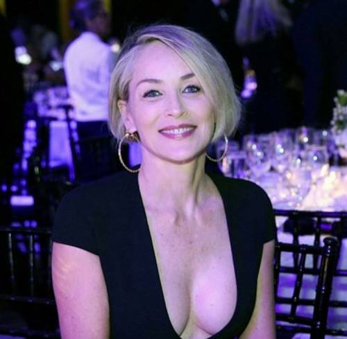 Madonna e Sharon Stone: sexy dive a confronto 25