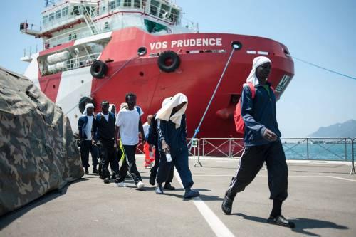 Migranti, l'inutile accordo in Ue: 'Cade obbligo di portali in Italia'