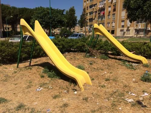 Quei bambini dimenticati dallo Stato: l'infanzia al Parco Verde di Caivano   10