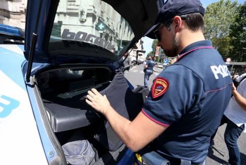 Milano, agente Polfer aggredito da migrante 2