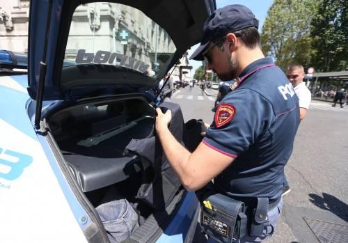 Milano, agente Polfer aggredito da migrante 3
