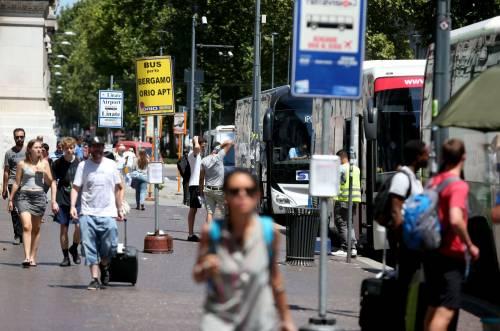 Milano, agente Polfer aggredito da migrante 7