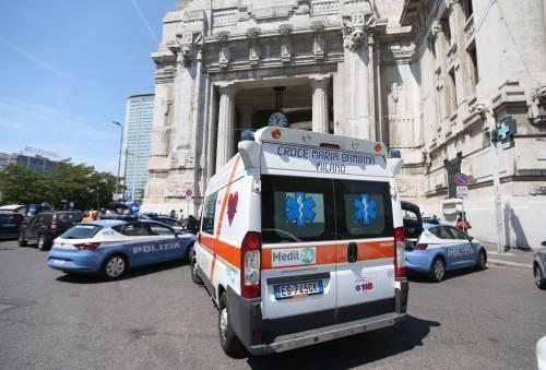 Milano, agente Polfer aggredito da migrante 14