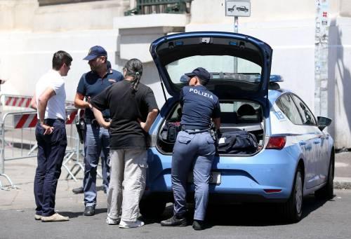 Milano, agente Polfer aggredito da migrante 16