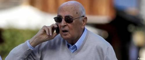 """Napolitano al governo: """"Non ingannate l'Europa"""""""