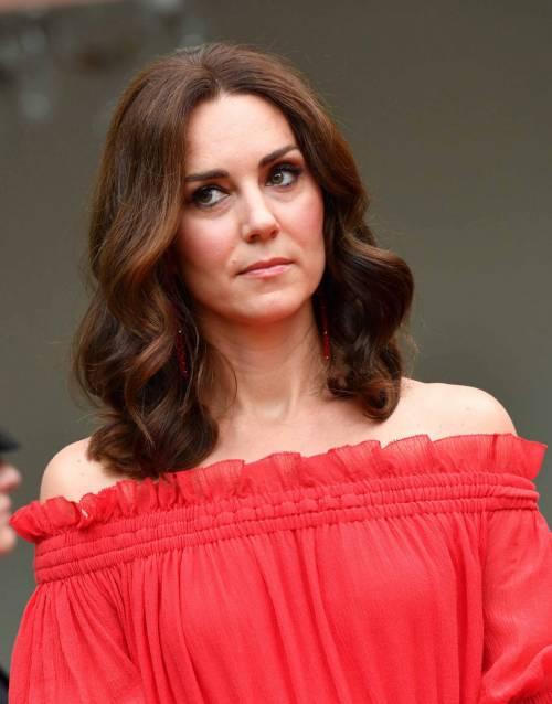 Il viaggio europeo di William e Kate: i look della duchessa 2