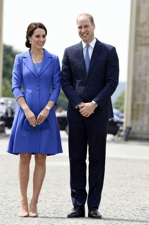 Il viaggio europeo di William e Kate: i look della duchessa 3