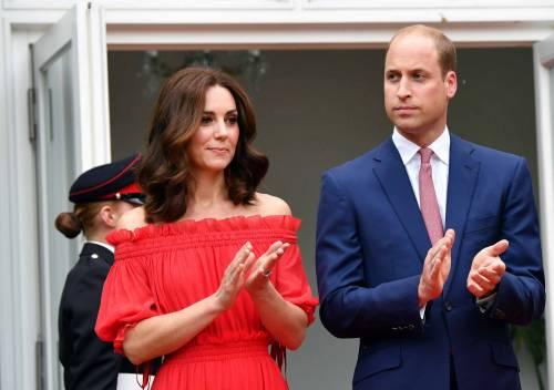 Il viaggio europeo di William e Kate: i look della duchessa 4