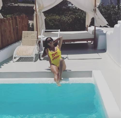 Alessia Magari hot, esplosiva in bikini 2