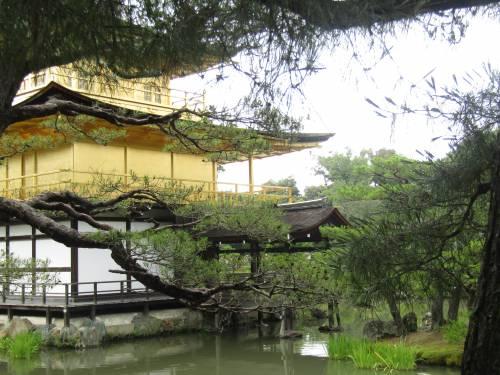 Dalla Terra al Cielo, il Padiglione d'Oro a Kyoto 5
