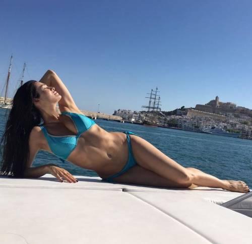 Manuela Arcuri sexy, le foto 2
