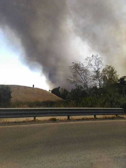 Incendio a Termoli, evacuato stabilimento Fiat 3