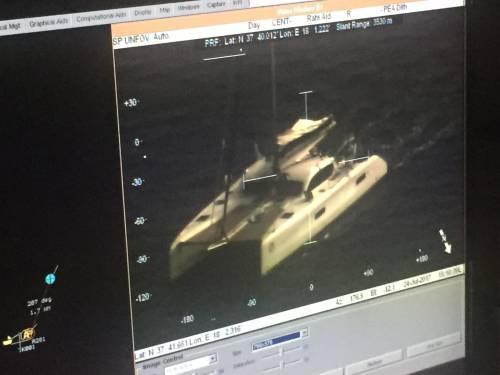 A bordo degli aerei di Frontex, a caccia di trafficanti di uomini 9