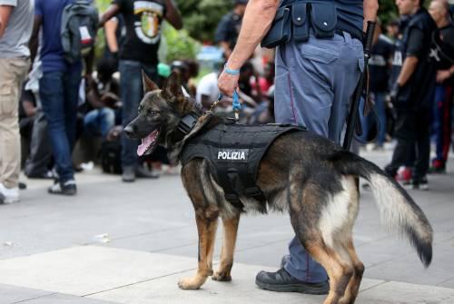 Migranti, nuovo blitz della polizia in stazione Centrale 4