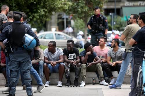 Migranti, nuovo blitz della polizia in stazione Centrale 6