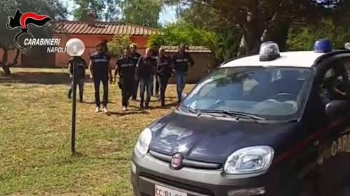 La cattura del presunto boss Simioli, tra i 100 latitanti più pericolosi d'Italia 4