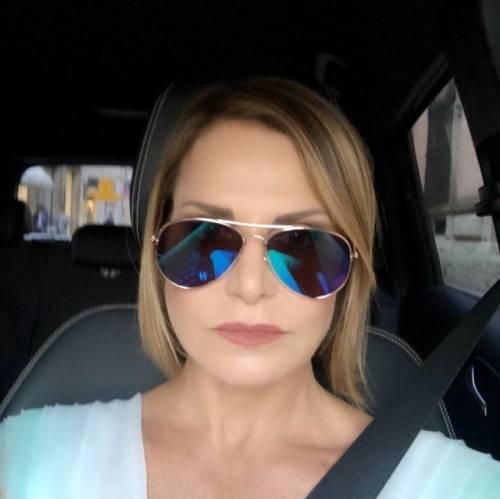 Simona Ventura sexy in vacanza 4