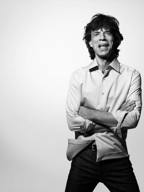 Mick festeggia i 74 anni a tutto rock