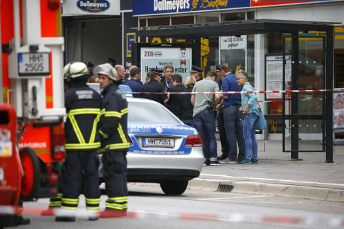 Germania, al killer di Amburgo era stata negata richiesta d'asilo