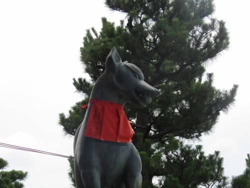 Le mille porte di Fushimi Inari, dove vive lo spirito della volpe 3
