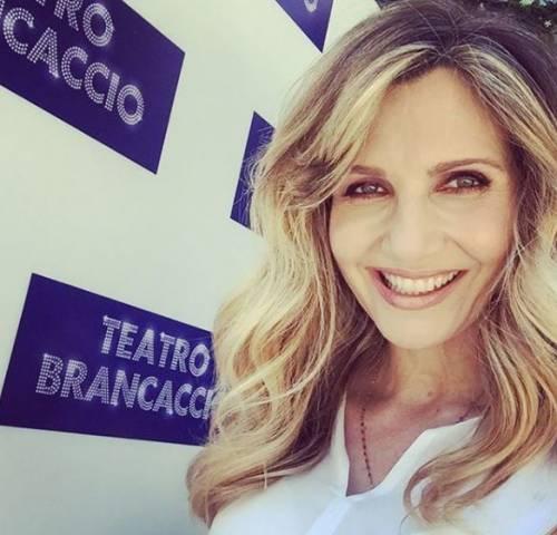 """Lorella Cuccarini: """"Ai tempi di Buona Domenica ho perso un figlio"""""""
