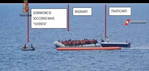 """""""Possiamo provare incontri in mare coi trafficanti"""""""