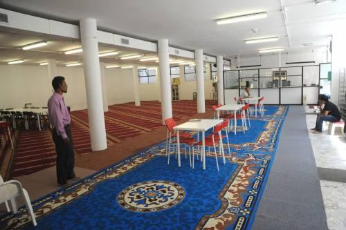La moschea di via Cavalcanti a Milano 7