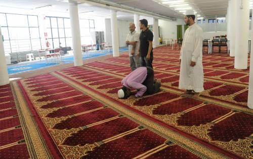 La moschea di via Cavalcanti a Milano 6