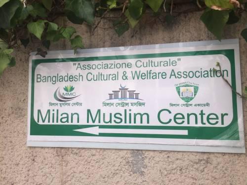 La moschea di via Cavalcanti a Milano 2