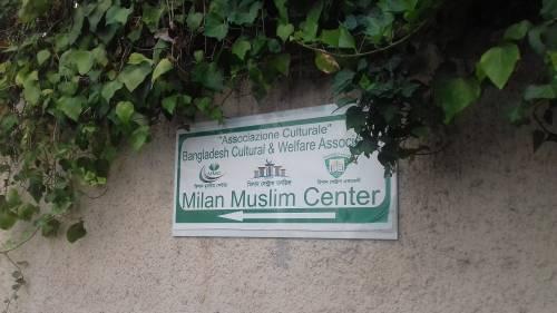 La moschea di via Cavalcanti a Milano 4