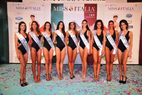 Miss Italia 2017, Garko e De Sica in giuria, Facchinetti conduttore