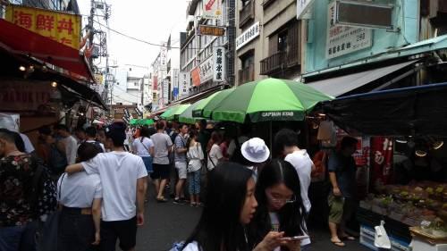 Tsukiji, il mercato (mondiale) del pesce a Tokyo 3