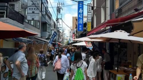 Tsukiji, il mercato (mondiale) del pesce a Tokyo 5