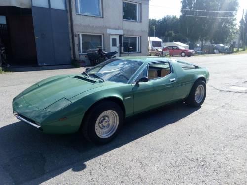 All'asta la Maserati di Dodi Al-Fayed