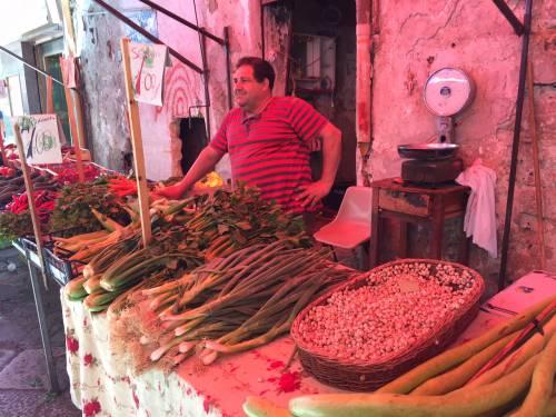 Palermo, il mercato di Ballarò 2