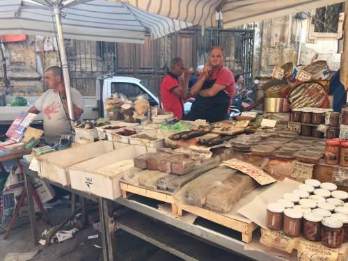 Palermo, il mercato di Ballarò 3