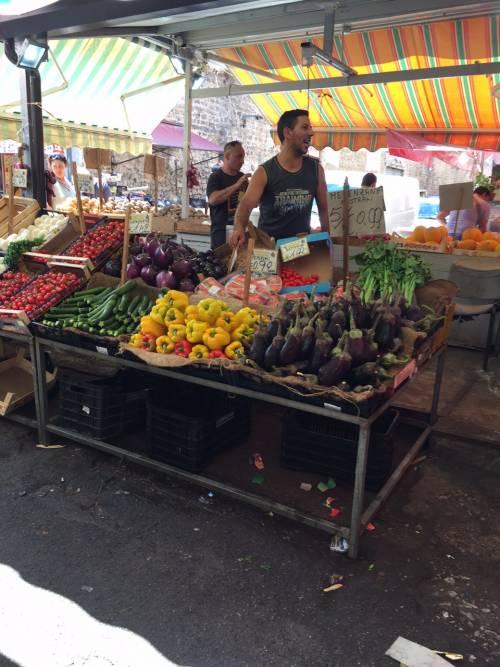 Palermo, il mercato di Ballarò 5