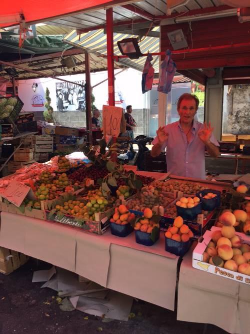 Palermo, il mercato di Ballarò 4