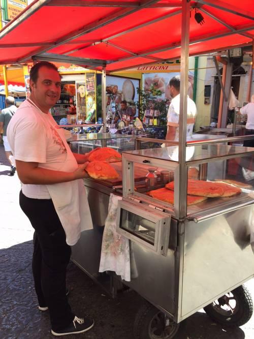 Palermo, il mercato di Ballarò 7