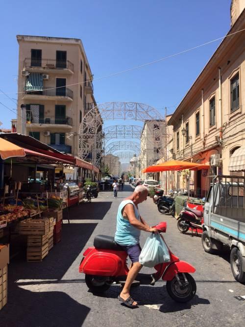 Palermo, il mercato di Ballarò 9