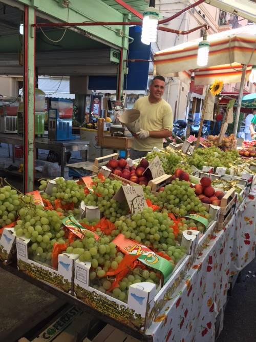 Palermo, il mercato di Ballarò 11